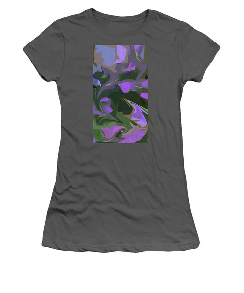 Corner Flower Shop  Women's T-Shirt (Athletic Fit)
