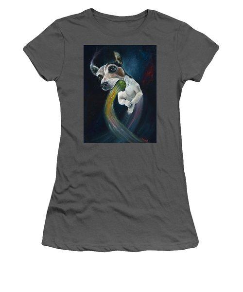Cosmojo Women's T-Shirt (Athletic Fit)