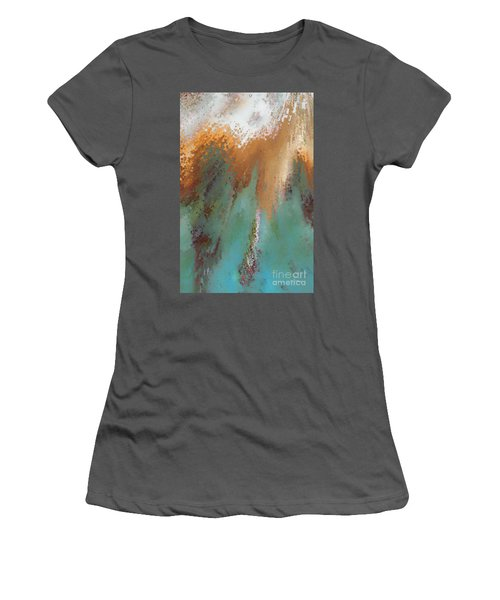 Created According To God. Ephesians 4 24 Women's T-Shirt (Junior Cut) by Mark Lawrence