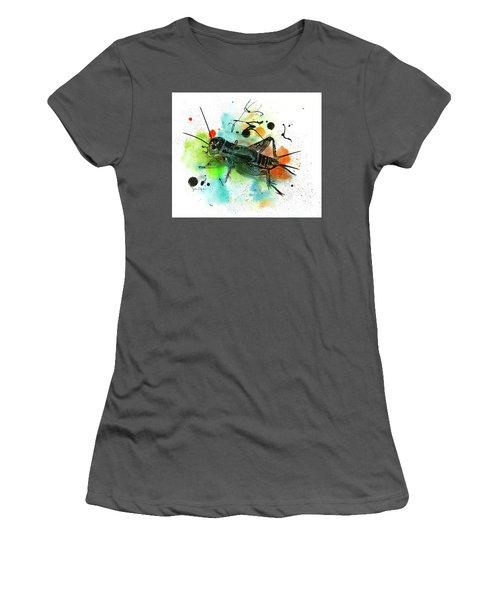 Cricket Women's T-Shirt (Athletic Fit)