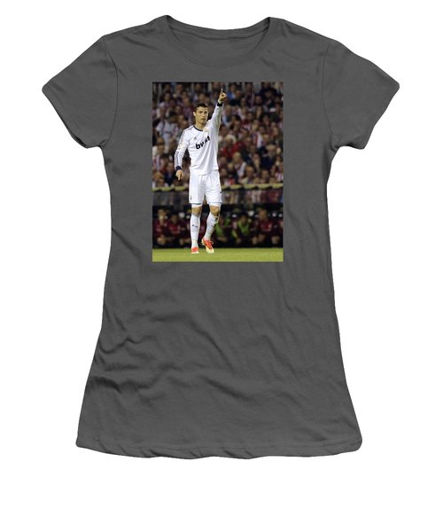 Cristiano Ronaldo 31 Women's T-Shirt (Athletic Fit)