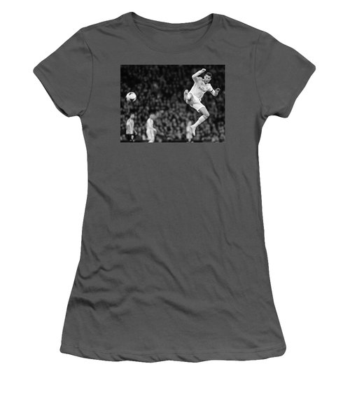 Cristiano Ronaldo 35 Women's T-Shirt (Athletic Fit)