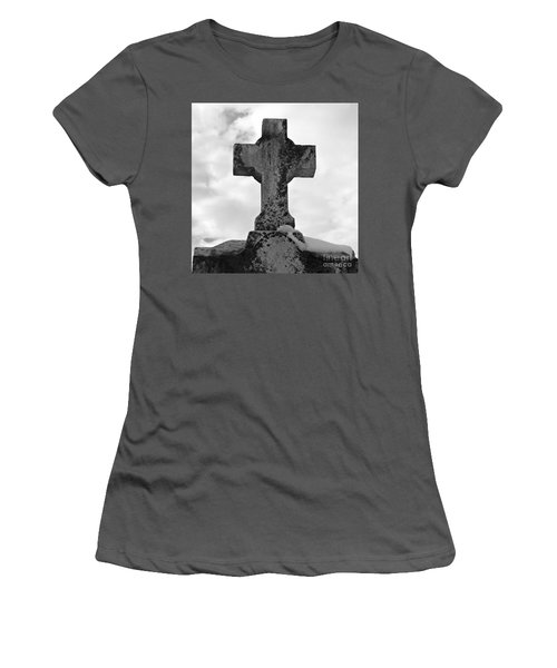 Cross Women's T-Shirt (Athletic Fit)