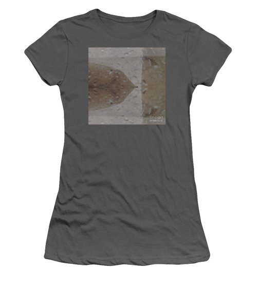Crown  Women's T-Shirt (Junior Cut) by Nora Boghossian