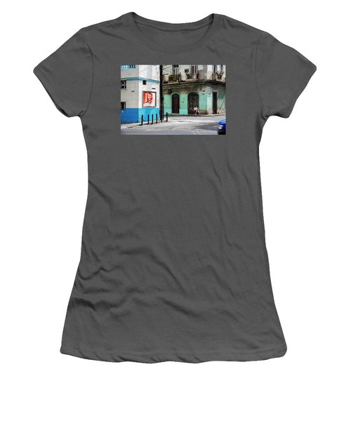 Cuban Icons Women's T-Shirt (Athletic Fit)