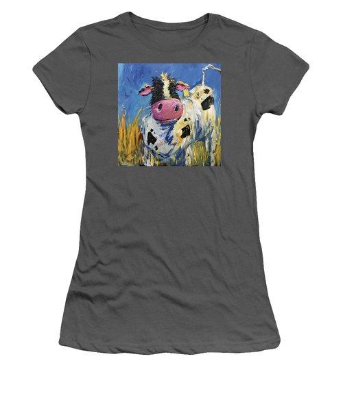 Curiousity Women's T-Shirt (Athletic Fit)