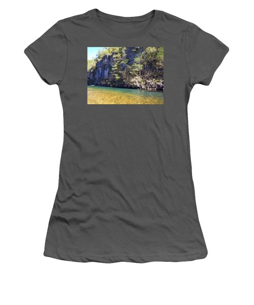 Current River 7 Women's T-Shirt (Athletic Fit)