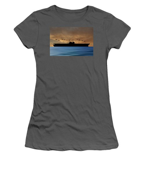 Cus Thomas Jefferson 1932 V2 Women's T-Shirt (Athletic Fit)