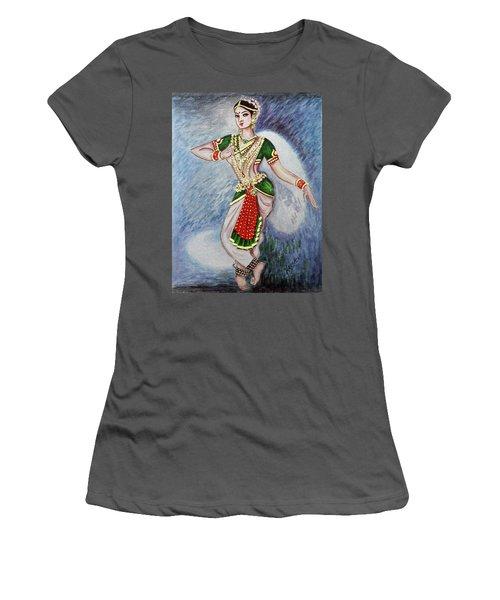 Dance 2 Women's T-Shirt (Athletic Fit)