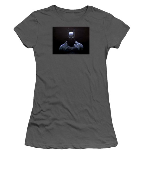 Dark Knight Women's T-Shirt (Athletic Fit)