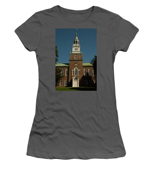 Dartmouth College Women's T-Shirt (Athletic Fit)