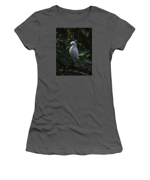 Women's T-Shirt (Junior Cut) featuring the photograph Date Night by Rob Wilson