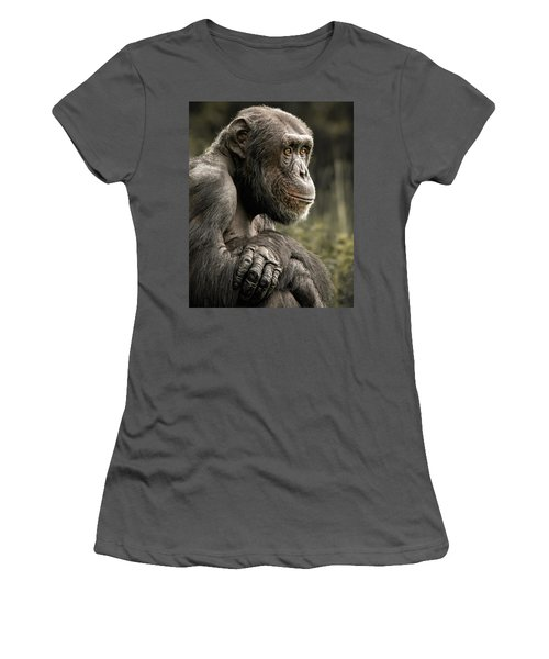 Dave Women's T-Shirt (Athletic Fit)