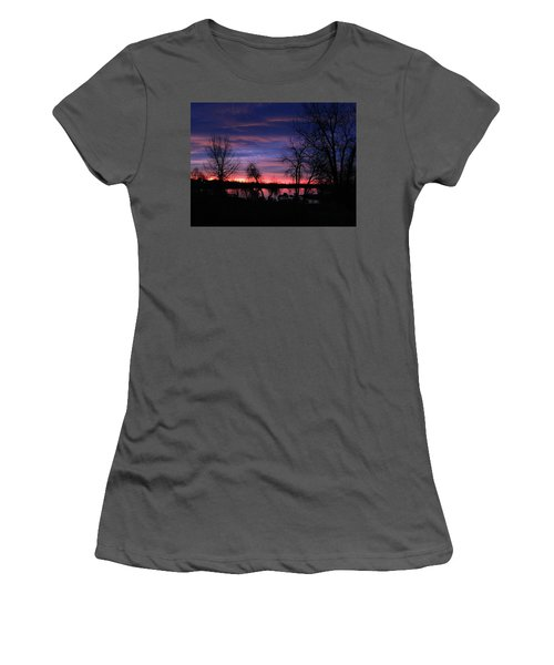 Dawn Women's T-Shirt (Athletic Fit)