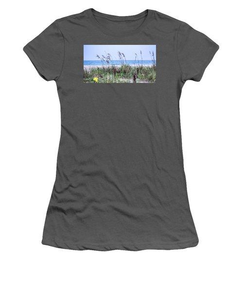 Daydreaming Women's T-Shirt (Junior Cut) by Nance Larson