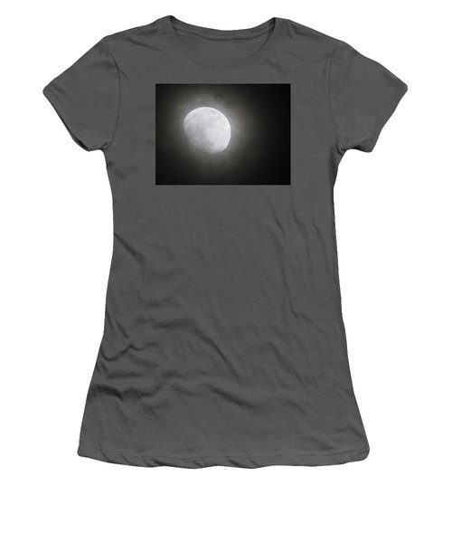 Daytona Moon Women's T-Shirt (Athletic Fit)