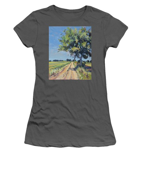 Dead And Alive Women's T-Shirt (Athletic Fit)