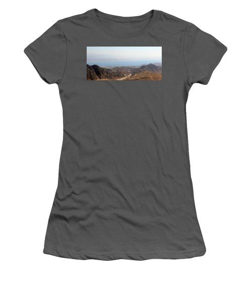 Dead Sea-israel Women's T-Shirt (Junior Cut)