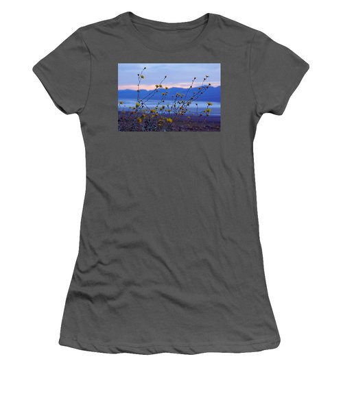 Death Valley Superbloom 304 Women's T-Shirt (Athletic Fit)