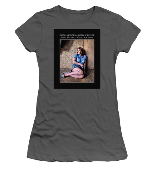 Debra Valentine 3-194 Women's T-Shirt (Athletic Fit)