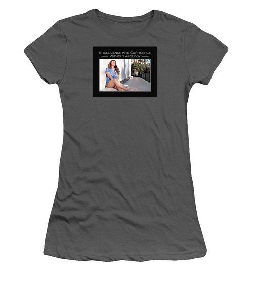 Debra Valentine 4-240 Women's T-Shirt (Junior Cut) by David Miller
