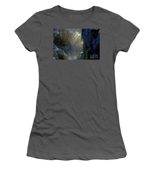 Deep Women's T-Shirt (Junior Cut) by Elfriede Fulda