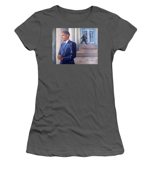 Descent Women's T-Shirt (Athletic Fit)