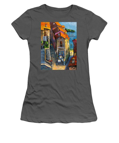 Desenzano Del Garda Women's T-Shirt (Athletic Fit)