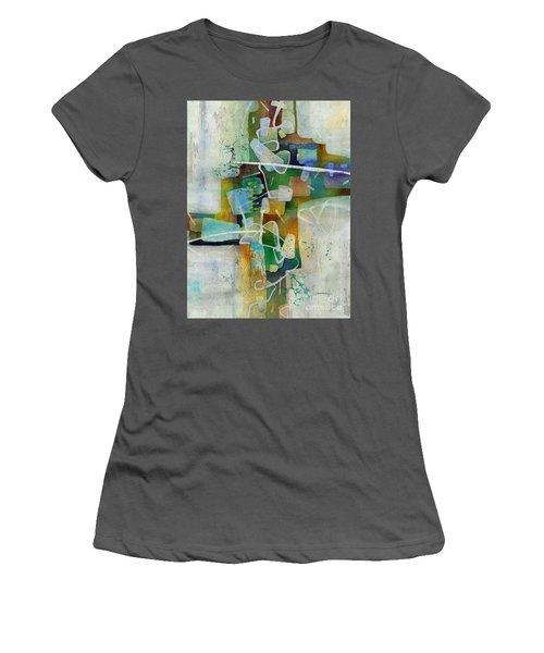Desert Pueblo  Women's T-Shirt (Junior Cut) by Hailey E Herrera