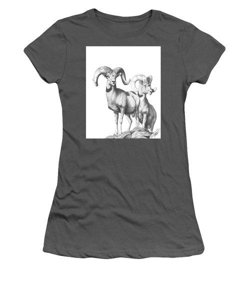 Desert Sentinels Women's T-Shirt (Athletic Fit)