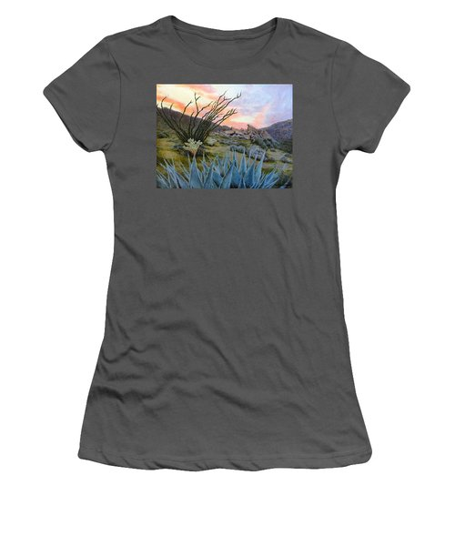 Desert Spirits Women's T-Shirt (Athletic Fit)