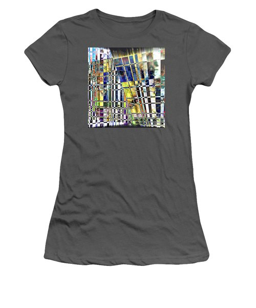 Desperate Reflections Women's T-Shirt (Junior Cut) by Seth Weaver