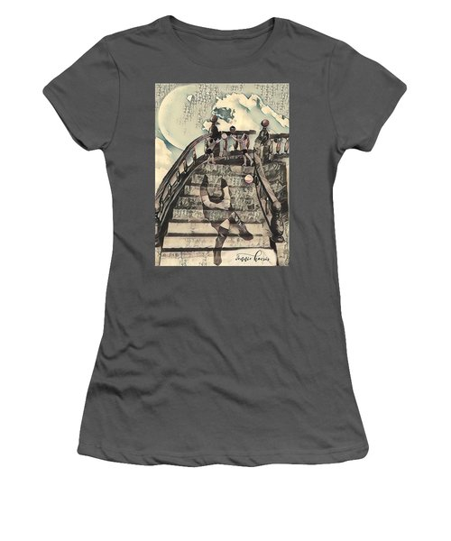 Dissociated Mother Women's T-Shirt (Athletic Fit)