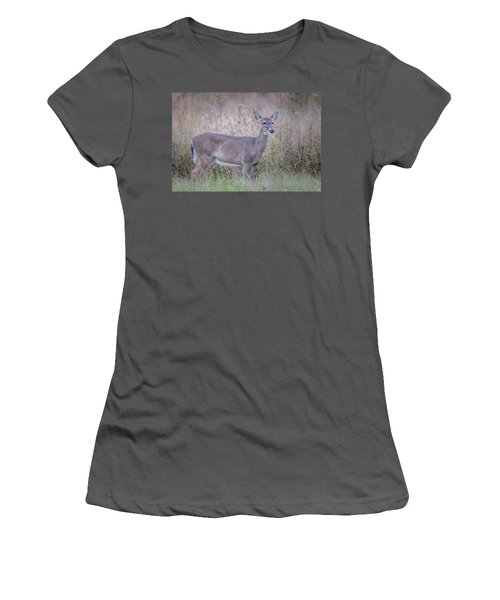 Doe Women's T-Shirt (Junior Cut) by Tyson Smith