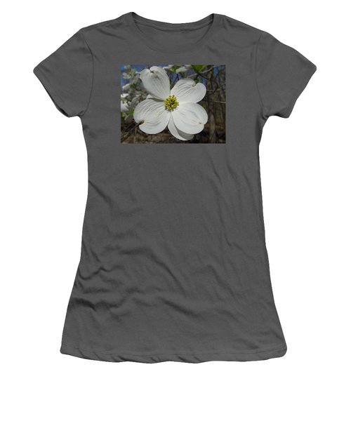 Dogwood Women's T-Shirt (Athletic Fit)