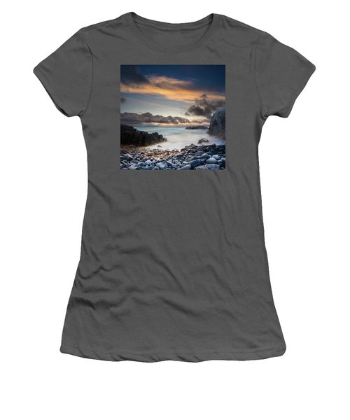Donegal Sunset 5 Women's T-Shirt (Athletic Fit)