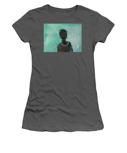 Don't Forget The Original Intention. Women's T-Shirt (Athletic Fit)