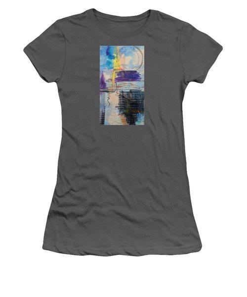 Don't Resist Women's T-Shirt (Junior Cut) by Becky Chappell