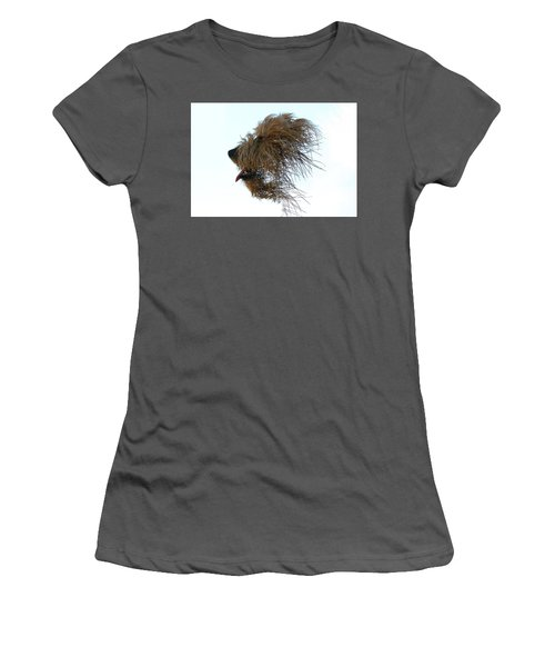 Doodling Women's T-Shirt (Athletic Fit)