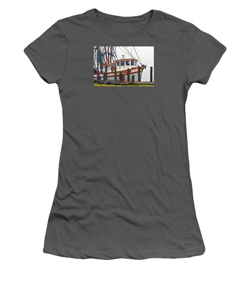Dora F Women's T-Shirt (Junior Cut) by Laura Ragland