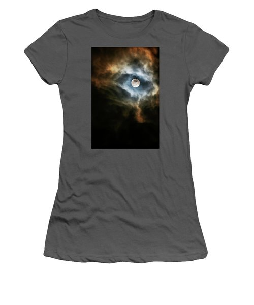 Dragon's Eye Women's T-Shirt (Athletic Fit)