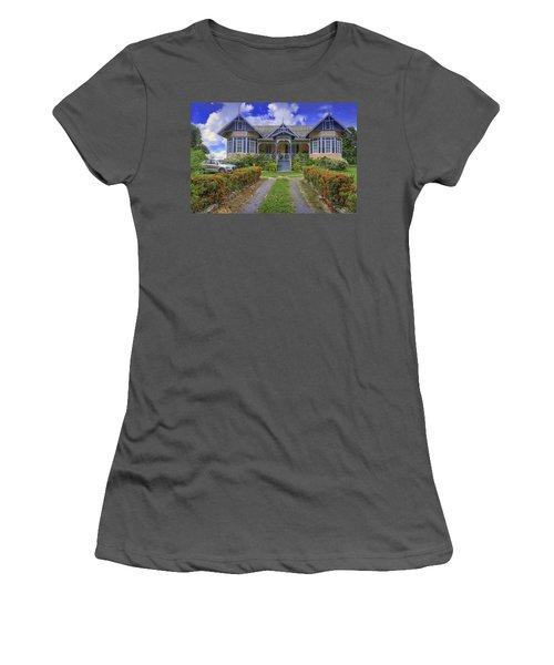 Dream House Women's T-Shirt (Athletic Fit)