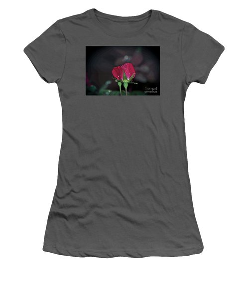 Dreams Women's T-Shirt (Athletic Fit)