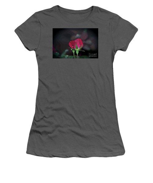 Dreams Women's T-Shirt (Athletic Fit)