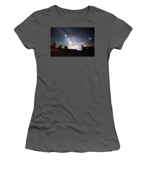 Dreamy Women's T-Shirt (Athletic Fit)