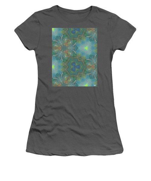 Drinking The Nectar Of Life Women's T-Shirt (Athletic Fit)
