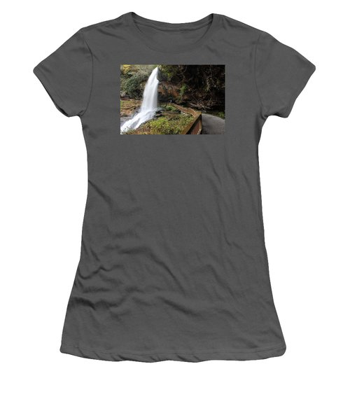 Dry Falls, Nc 10/19/2013 G Women's T-Shirt (Athletic Fit)