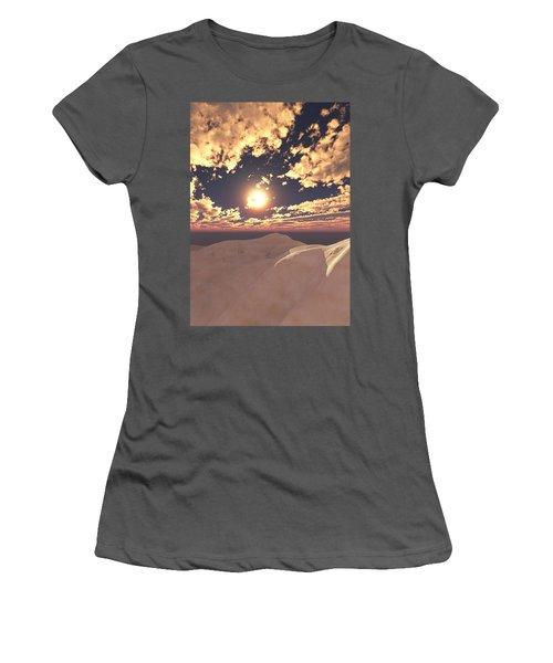 Dune Women's T-Shirt (Athletic Fit)