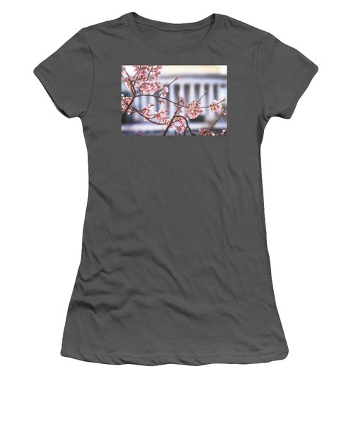 Early Bloom Women's T-Shirt (Athletic Fit)