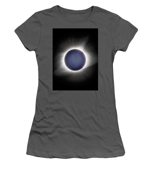 Earth-shine Women's T-Shirt (Athletic Fit)